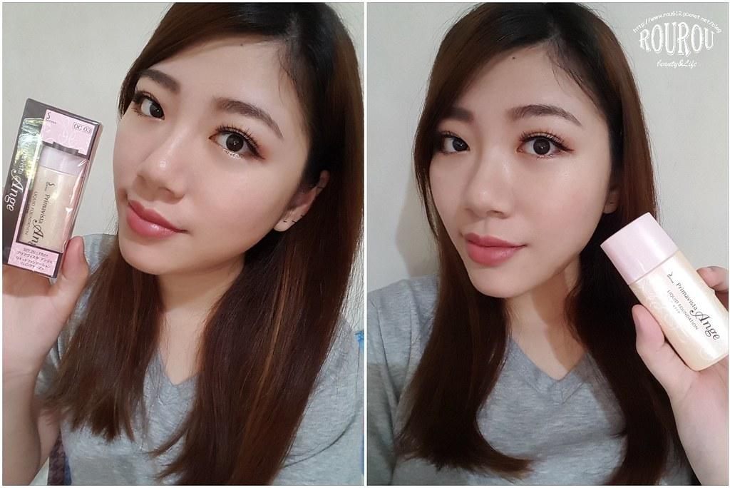 SOFINA輕妝綺肌長效粉底液(進化版)9