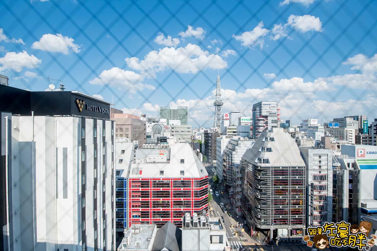 名古屋飯店名鐵INN名古屋錦-25