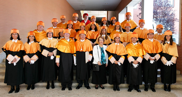 Shaker A. Zahra, Doctor Honoris Causa por la UPO