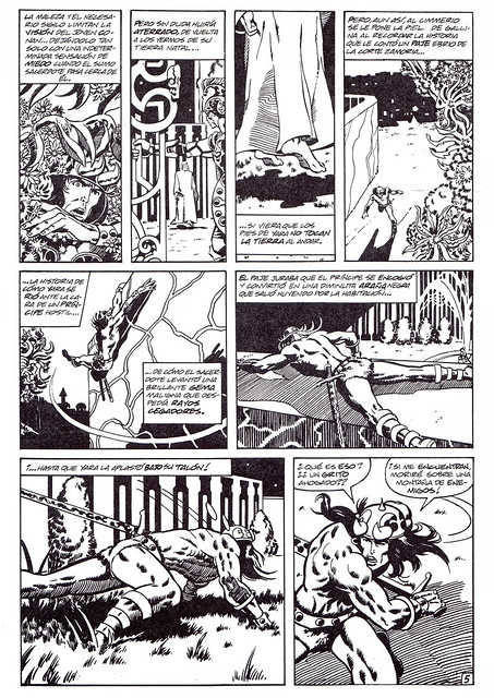 Conan de Roy Thomas y Barry Windsor Smith 02 -02- La Torre Del Elefante -01