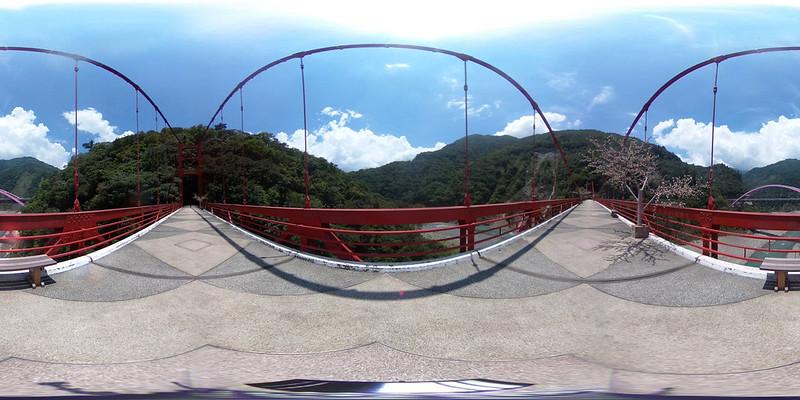 2-2拉拉山巴陵吊橋