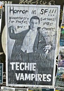 Techie Vampires, San Francisco, CA