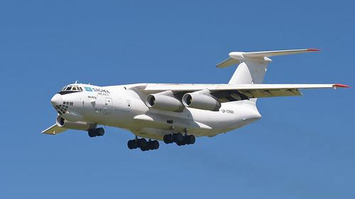 Ilyushin IL-76TD - UP-I7601