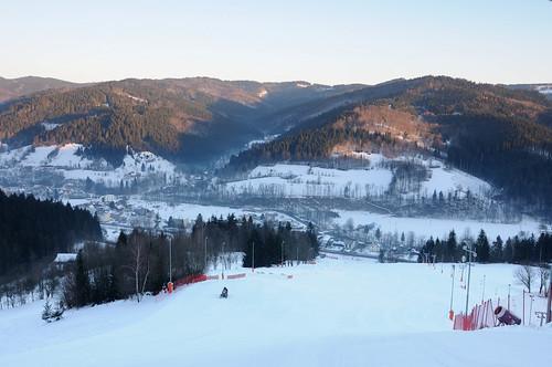 Lyžujte ve skiareálu KAROLINKA s 40% slevou