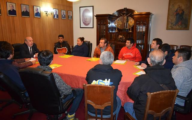 Comienzan a llegar las Delegaciones para disputar el Nacional Salesiano de Voleibol 2018