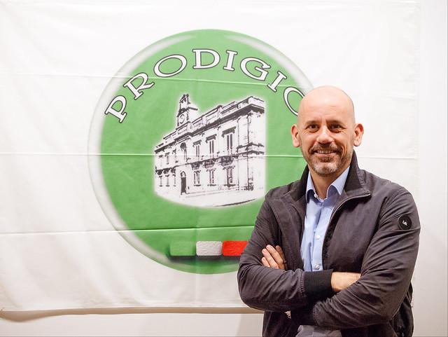 Donato Colacicco - Candidato Sindaco Pro.di.Gio.