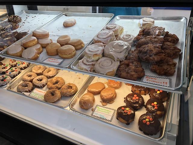 Retro Donuts