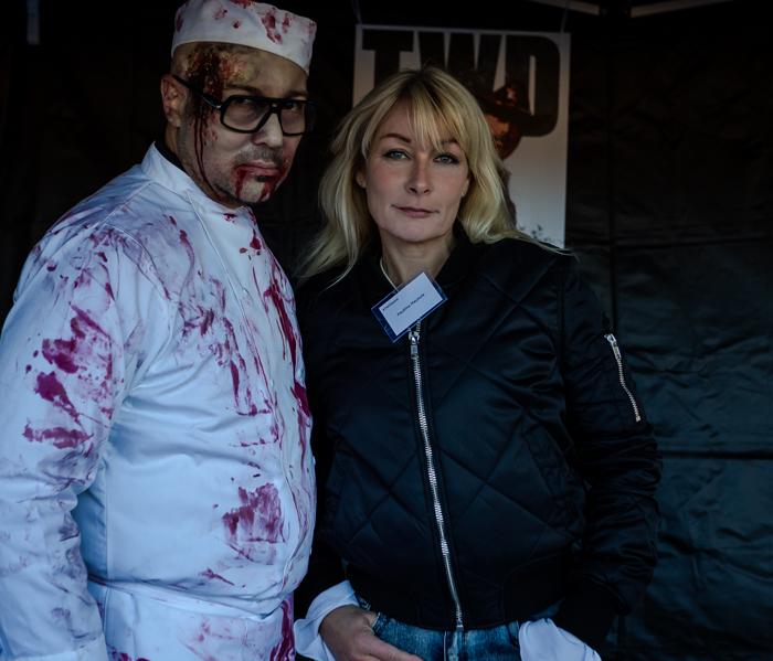 twd walking dead season 9 tapahtumakuvaaja tom wolfe kokki master chef_