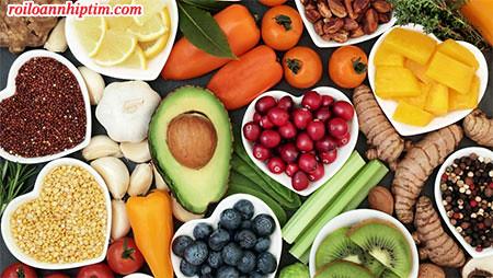 Nhiều loại hoa quả tốt cho người ngoại tâm thu