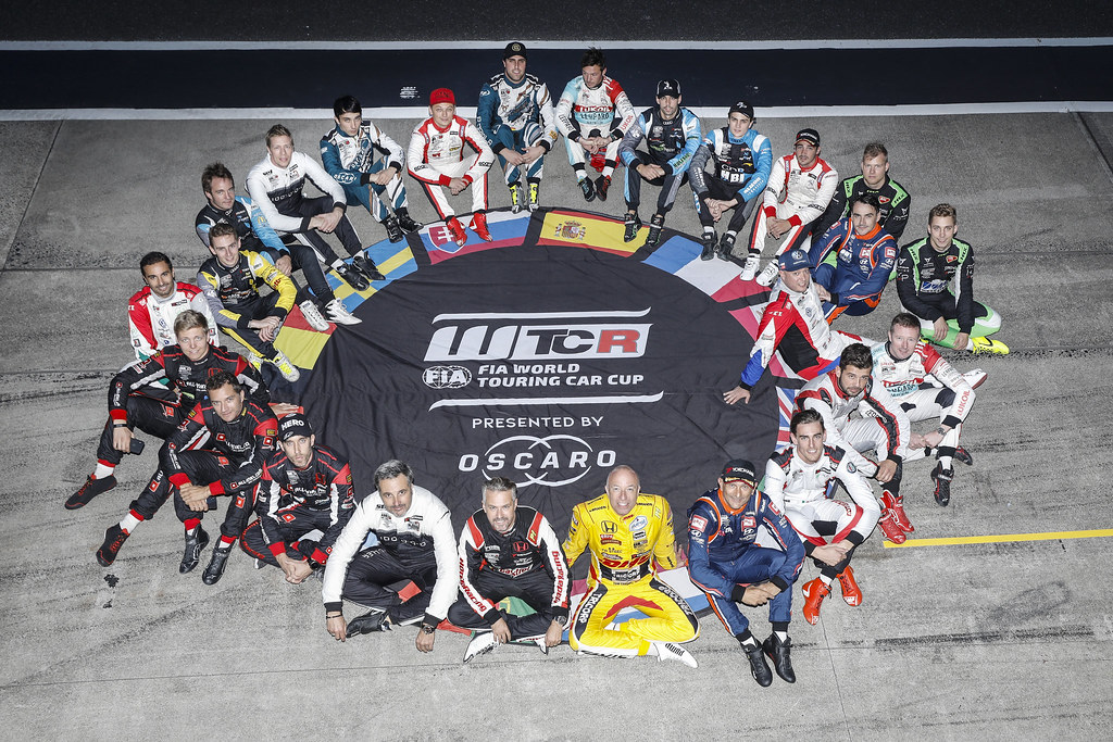 drivers pictures during the 2018 FIA WTCR World Touring Car cup of Japan, at Suzuka from october 26 to 28 - Photo Francois Flamand / DPPI