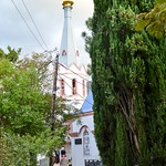 Неделя 22-я по Пятидесятнице в Свято-Преображенском храме Геленджика