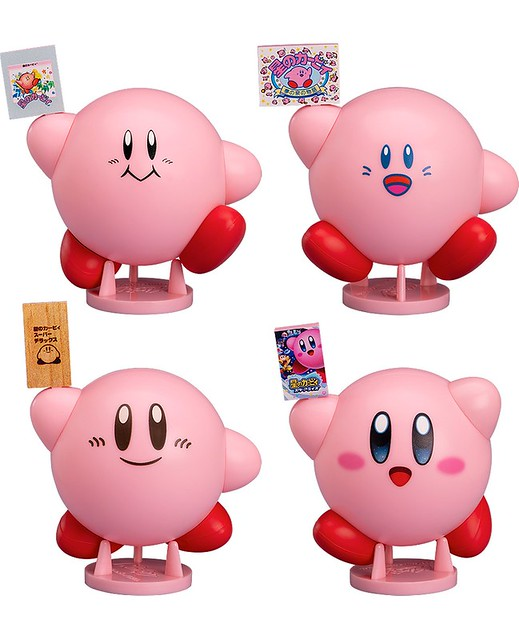 'Kirby's Dream Land' Corocoroid Kirby 02 Trading Figure