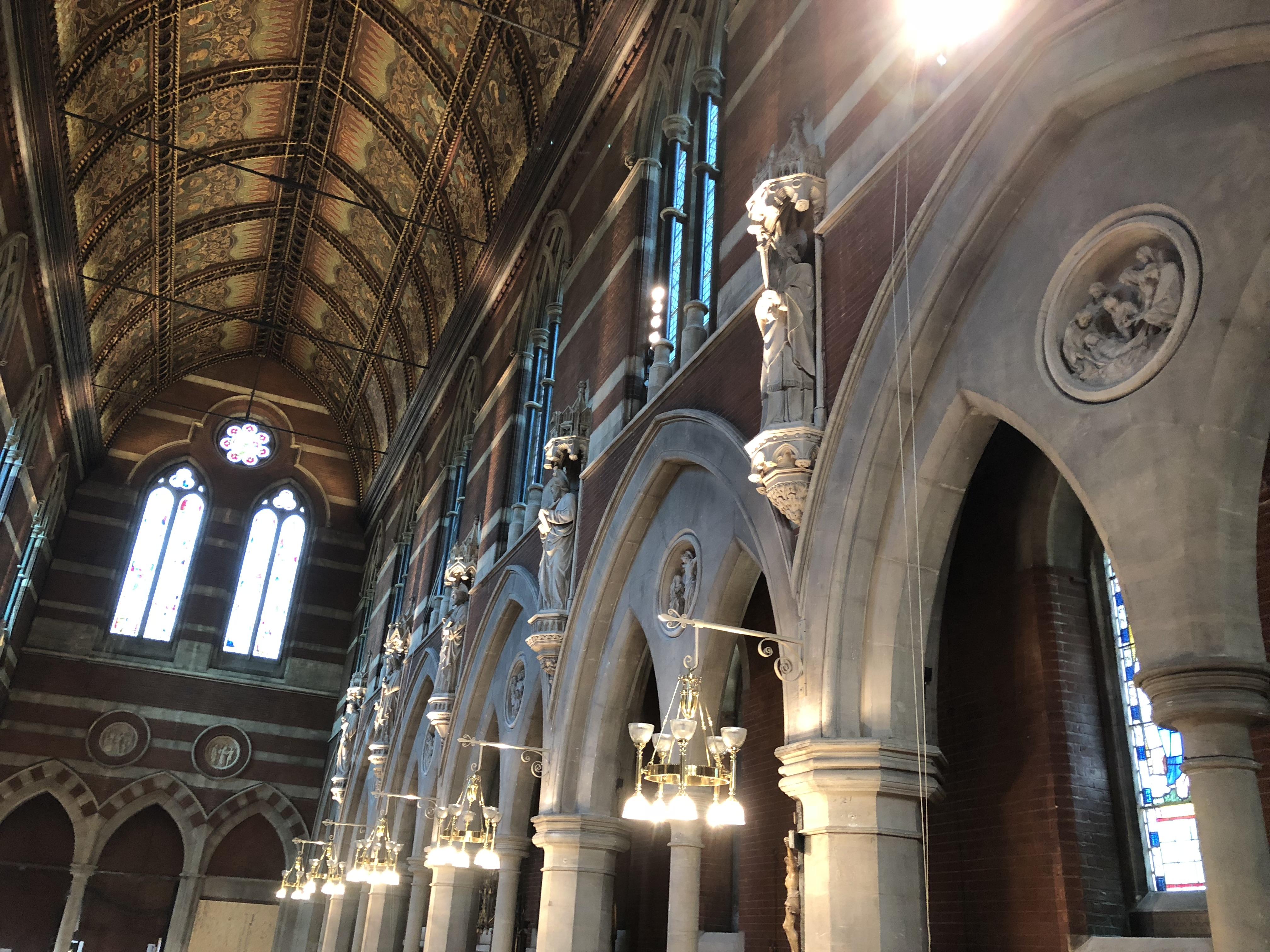 St Mary Magdalene church Paddington