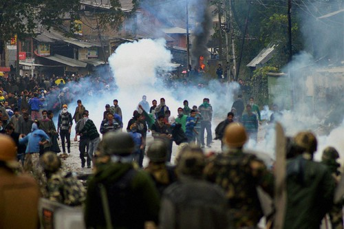 Toll Rises To Five As Indian Troops Martyr 3 More Youth in IOK