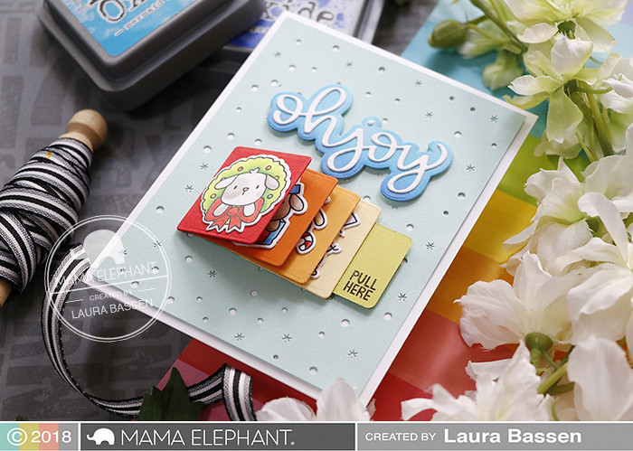 Mama Elephant-Flip Slider