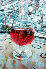 Drinks : red wine