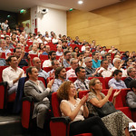 Sex, 28/09/2018 - 20:08 - Várias gerações de estudantes regressaram ao Instituto Superior de Engenharia de Lisboa (ISEL) para participar no Encontro #alumnISEL 2018, que decorreu no dia 28 de setembro, com o objetivo de promover ligação intergeracional e uma visão partilhada sobre as áreas de engenharia.