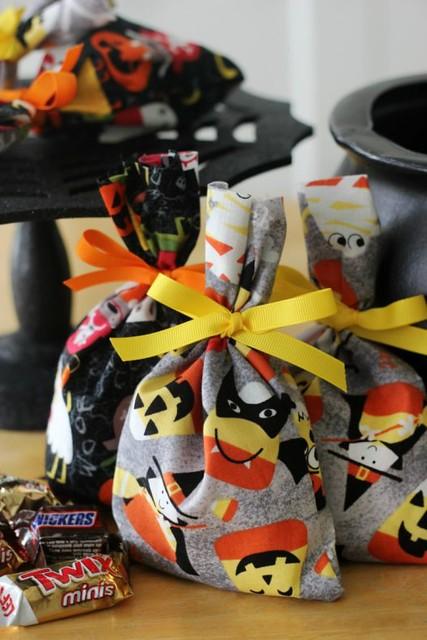 Halloween boo-bags-