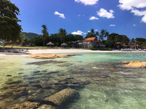 今日のサムイ島9月26日 凄く良いお天気に!