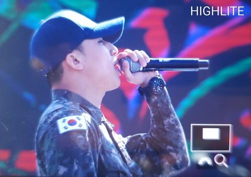 Taeyang Daesung Ground Forces Festival Korea 2018-10-08 (26)