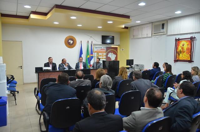 Gabinete Itinerante e Palestra eleitoral 2018 em Caruaru