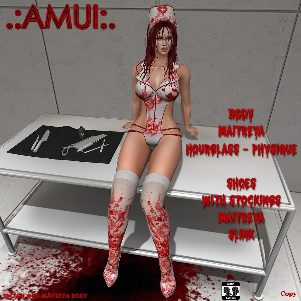 ".:AMUI:. ""Death Nurse"""