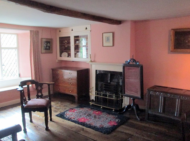 inside Dove Cottage  sitting room 1