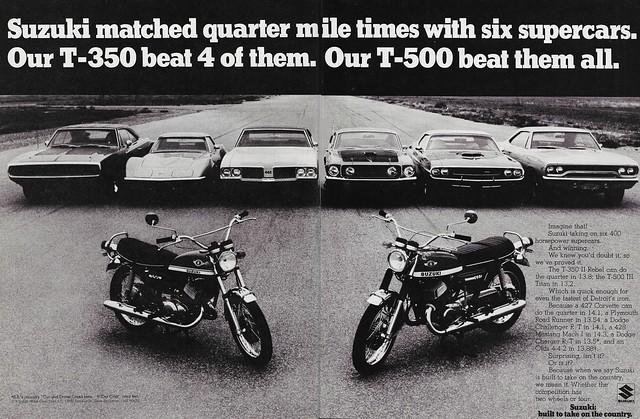 Suzuki 1970 7