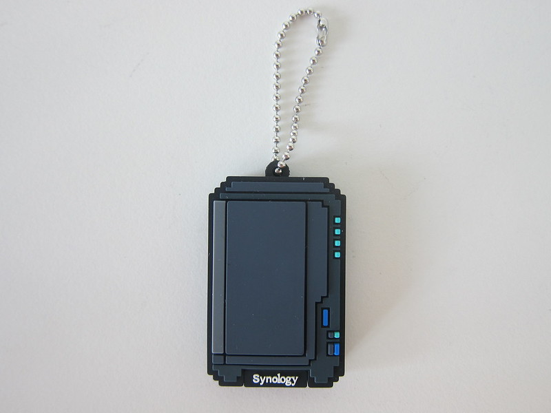 Synology NAS Swag - Nano SIM Holder - Front