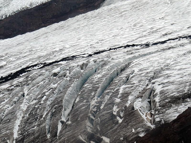 Ледник на Эльбрусе