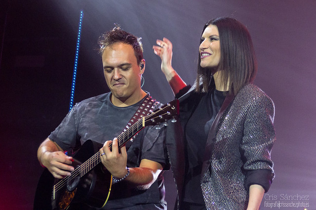 Laura Pausini - Hazte Sentir world Tour Madrid