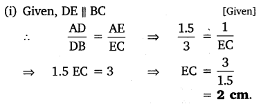 NCERT Solutions for Class 10 Maths Chapter 6 Triangles 3