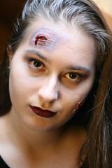 Beautiful zombie...