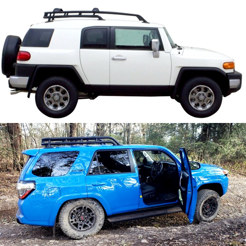 Top 100 2019 4runner Concept: 2019 TRD Pro Roof Rack Dimensions