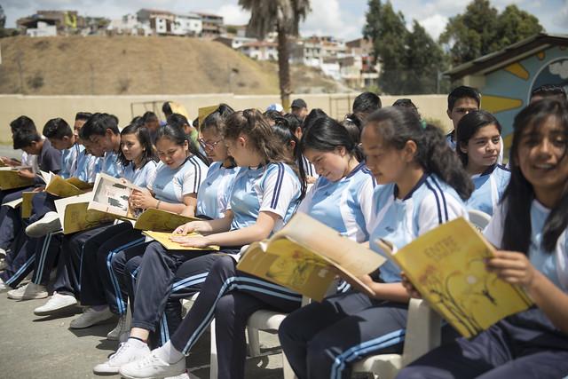 Proyecto de vinculación con Centro de Adolescentes Infractores Varones de Loja