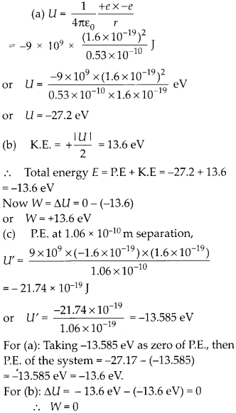 NCERT Solutions for Class 12 Physics Chapter 2 Electrostatic Potential and Capacitance 25