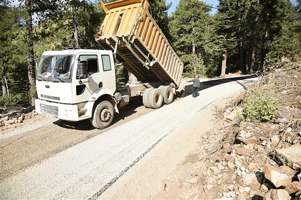 Alanya Belediyesi asfaltta durmuyor