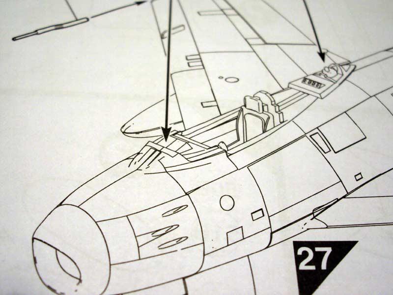 F-86 Sabre (Airfix 1/72) - Sida 2 44903983722_8e8afa0dd6_b