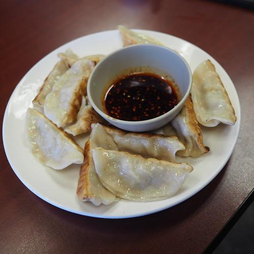 Chen's Noodle House dumplings