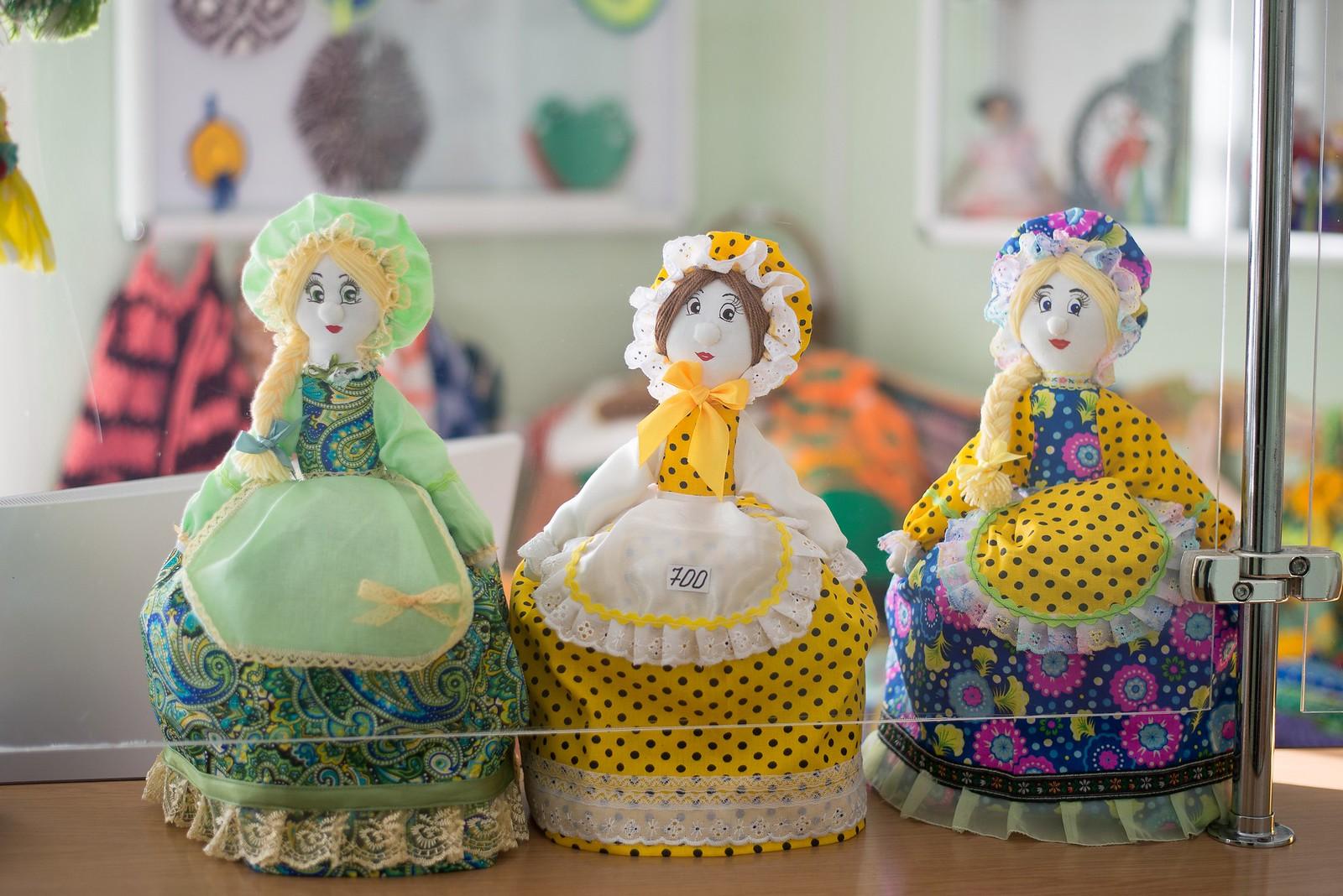 Тарханские куклы-обереги