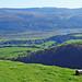 Dyfi valley from Ffridd Rhosfarch