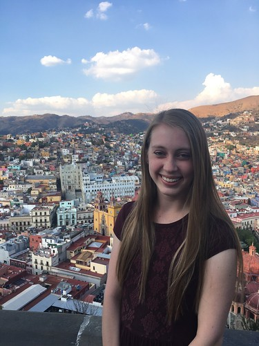Emily Smith in Guanajuato. #StudyAbroadBecause it will expand your world