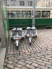 Helsinki help bikes