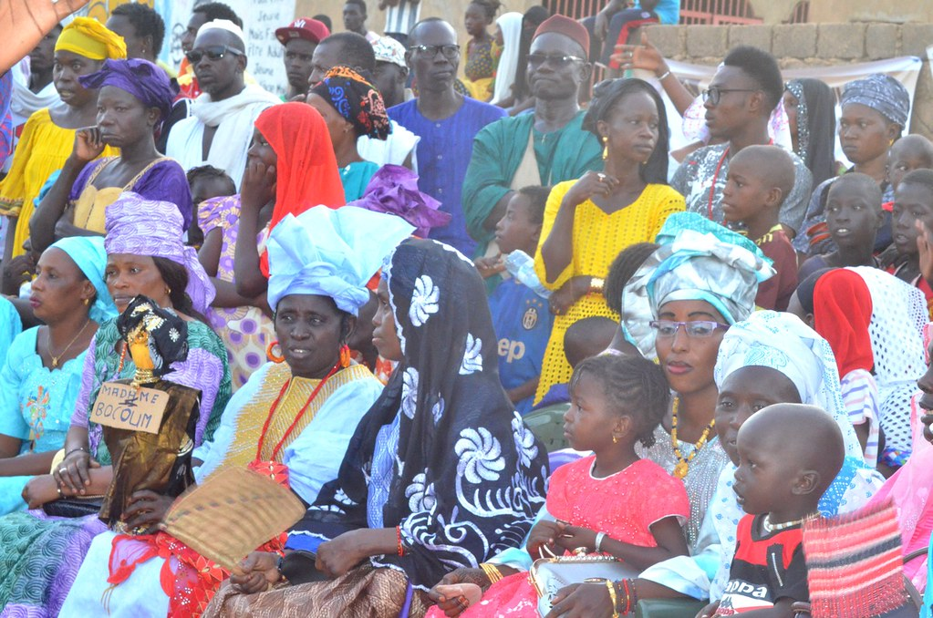 Meeting CAP2M à Thilogne, Ibrahima Agne, Oumar Mamadou Dème, APR Matam, Almamy Bocoum à Thilogne (4)
