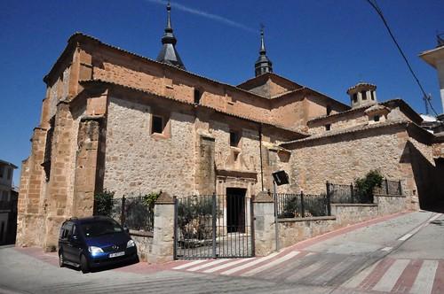 Jadraque (Guadalajara-España). Iglesia