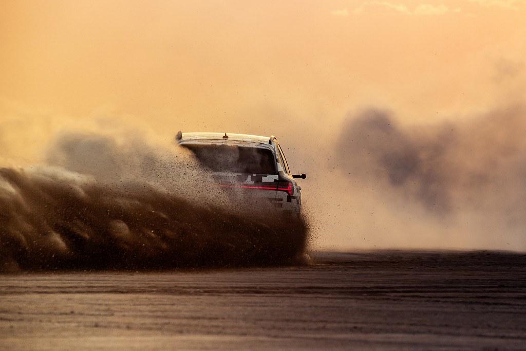 Audi e-tron Namibija7