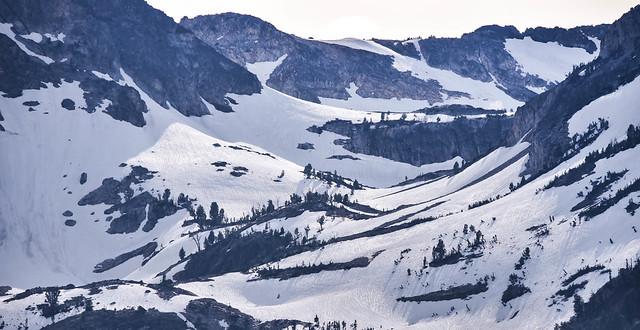 Mountain in July