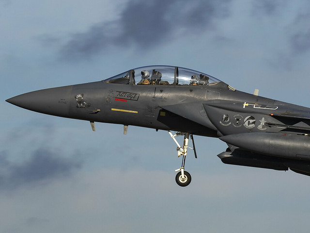 United States Air Force   McDonnell Douglas F-15E Strike Eagle   91-0326