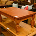 E25 pine coffee table