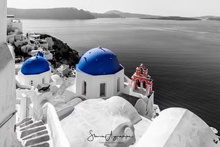 Oia, Santorini - Greece